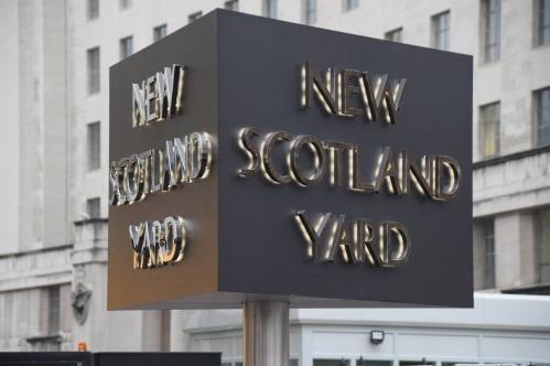 Teenager arrested by counter terrorism officers