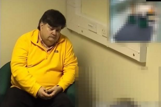 Crown Prosecution Service screengrab from the video of the interview in January 2016 of Carl Beech, who has been convicted of 12 counts of perverting the course of justice and one of fraud at Newcastle Crown Court. Image: CPS/PA Wire