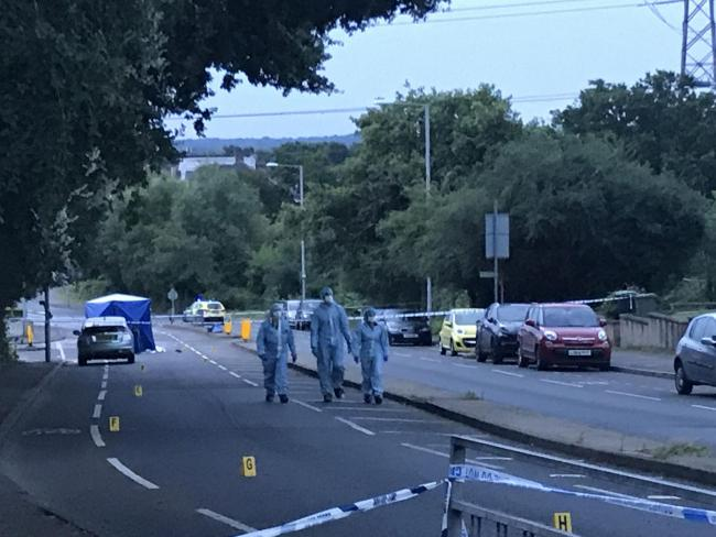 Man dead after being dragged under car 'for some distance' in Chessington hit-and-run