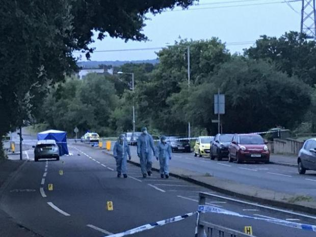 Surrey Comet: Man dead after being dragged under car 'for some distance' in Chessington hit-and-run