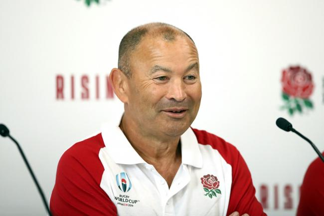 Eddie Jones has named his World Cup squad