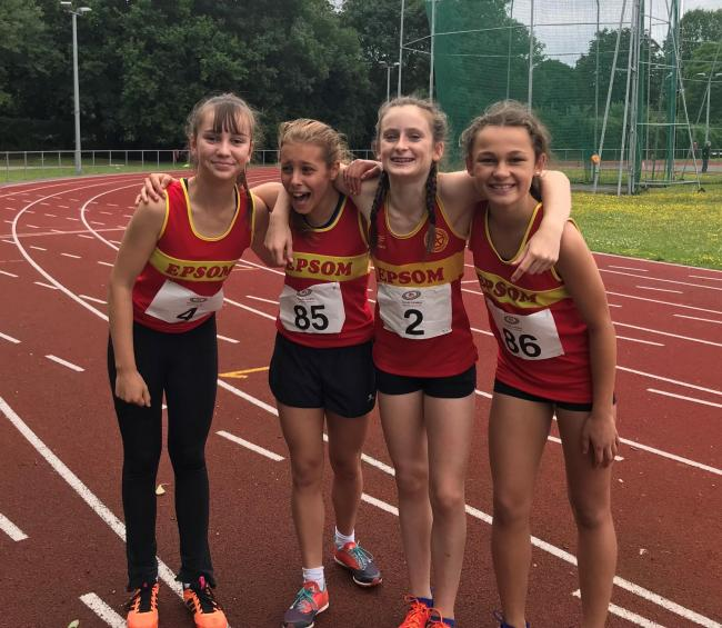 Lopez Leads The Way for Epsom and Ewell Harriers