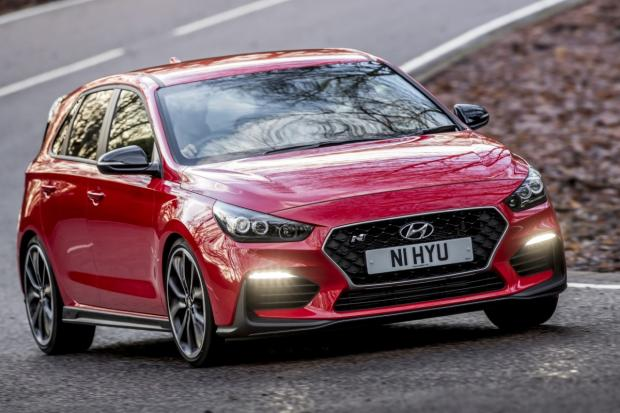 Road test of the Hyundai i30 N Performance