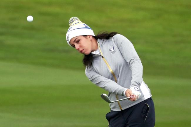 Georgia Hall has not had a strong season in the build up to the Solheim Cup