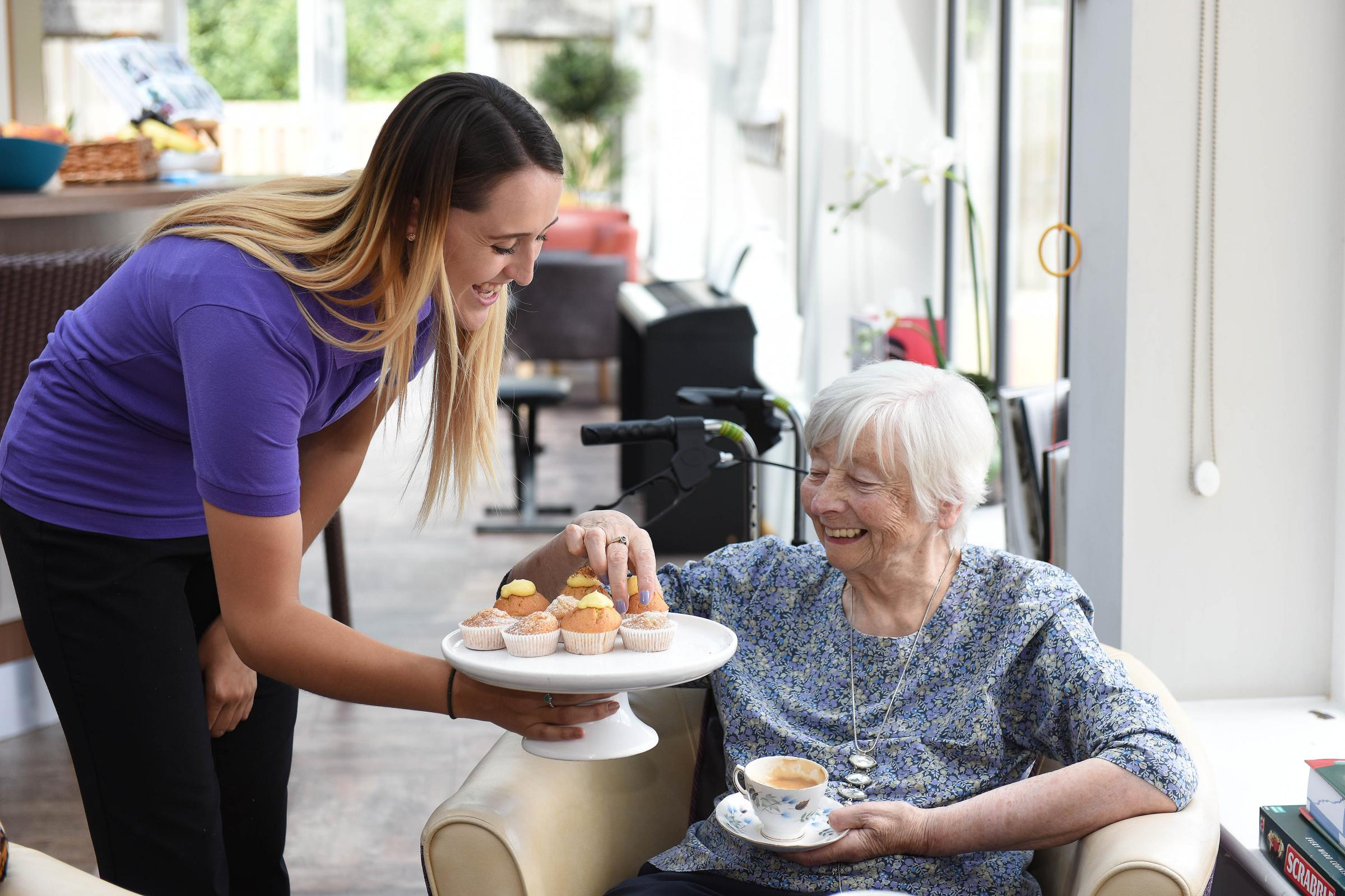 Tasty inspiration served at Kingston Vale care home