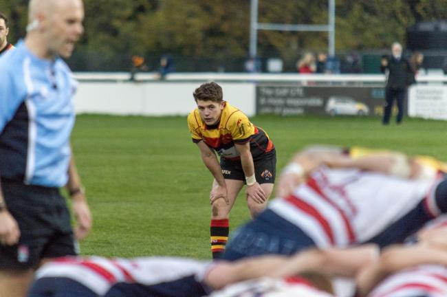 Rosslyn Park claim West London bragging rights with 18-13 in at Richmond
