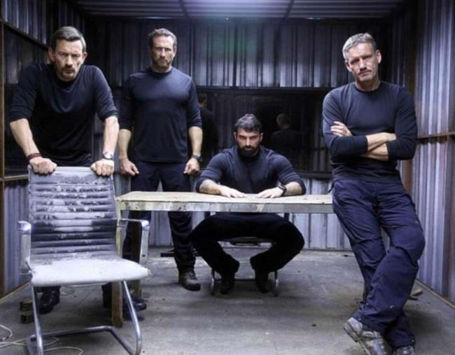 Mark Billingham on Channel 4's SAS: Who Dares Wins