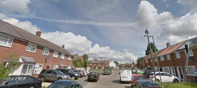 Marbles Way, Tadworth. Image: Google Maps