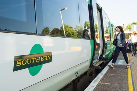 Image credited to Southern Rail.
