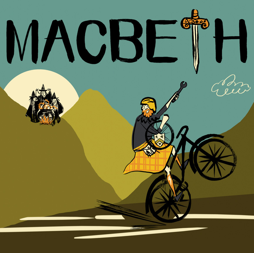 The Handlebards present: 'Macbeth'