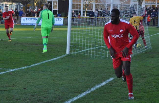 Carshalton's promotion aims back on track after impressive win at Folkestone