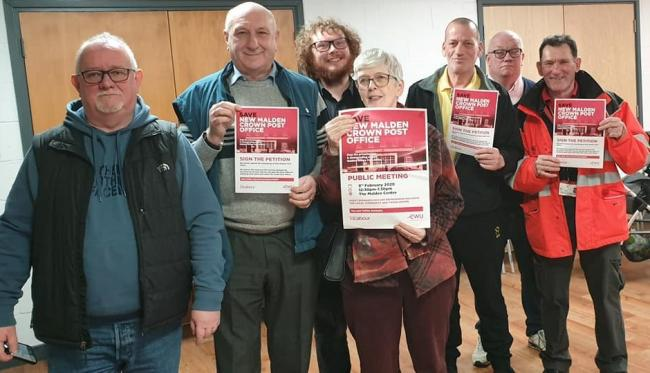 Campaign to save New Malden Post Office