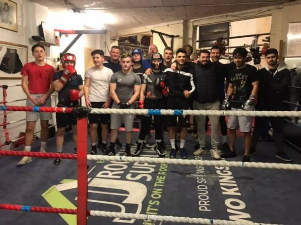 Surrey Comet: Image: Two Kings Boxing Club via Facebook