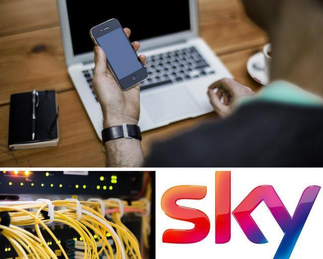 Both BT and Sky will be increasing prices in March and April.