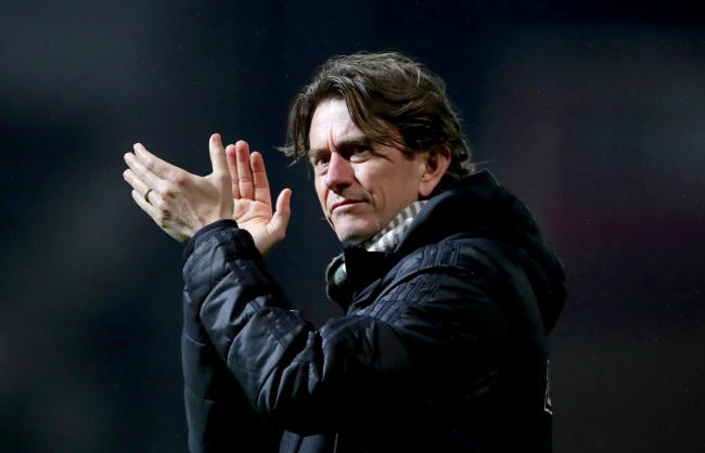 Luton defeat a 'one-off' says Brentford boss with promotion still the focus
