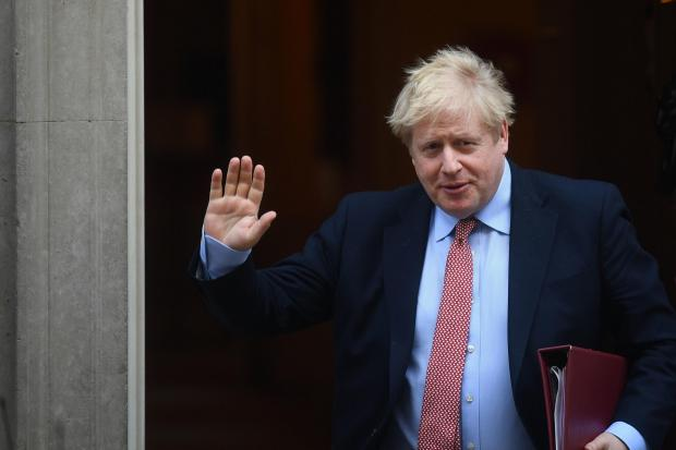 File photo dated 25/03/2020 of Prime Minister Boris Johnson who says he has tested positive for coronavirus. PA Photo. Issue date: Friday March 27, 2020. See PA story HEALTH Coronavirus. Photo credit should read: Victoria Jones/PA Wire