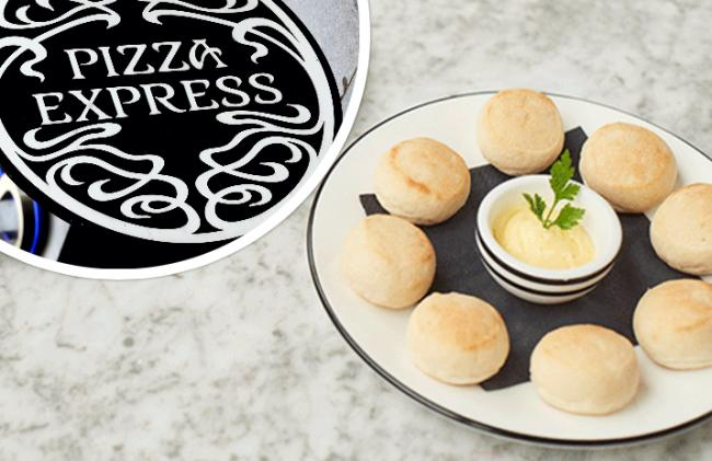 Pizza Express dough balls. Picture: PA Wire/Pizza Express