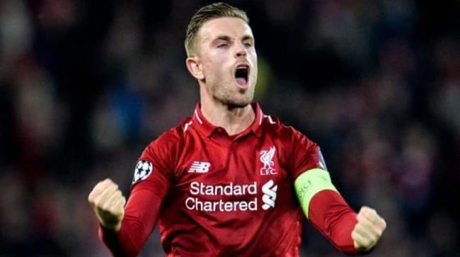 Jordan Henderson is my Player of the Season