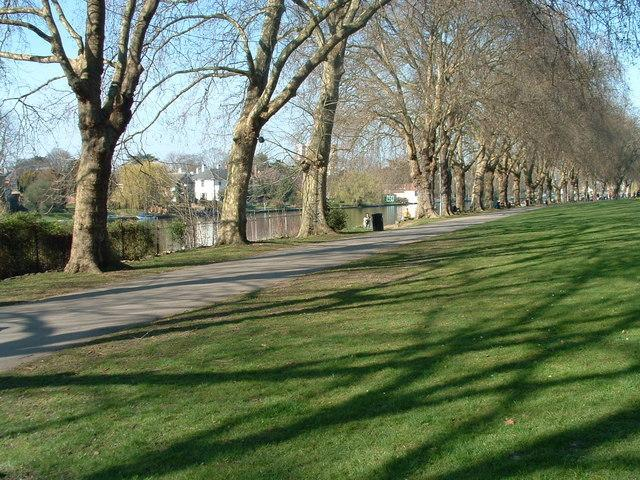 Canbury Gardens. Image: © Copyright Ron Belcher via geograph.org.uk