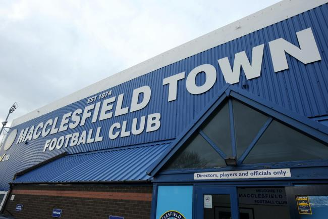 Macclesfield have been wound up