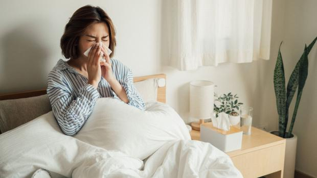 Surrey Comet: If you've addressed other potential sources of allergens and still feel sniffly, it may be worth considering your mattress. Credit: Getty Images / staticnak1983