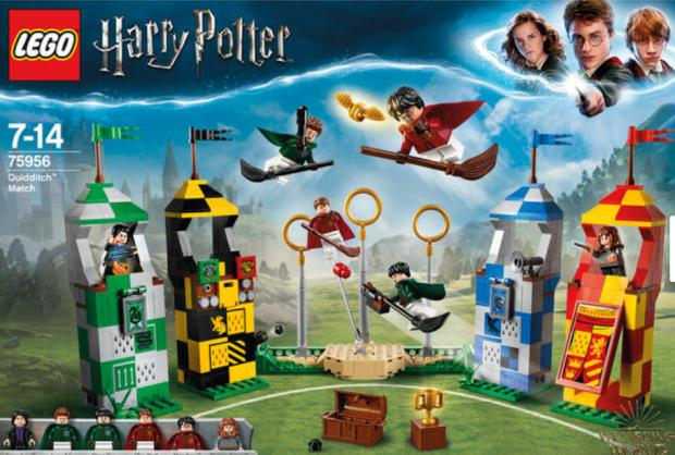 Surrey Comet: Lego Large Harry Potter Play Set. Picture: Lidl