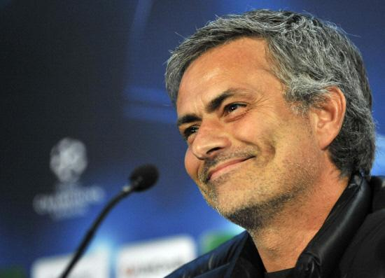 "Surrey Comet: Jose Mourinho: ""Everything I say is mind games."""