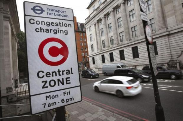 A Greater London Boundary Charge is being mulled over by Sadiq Khan, TfL and Government. PA