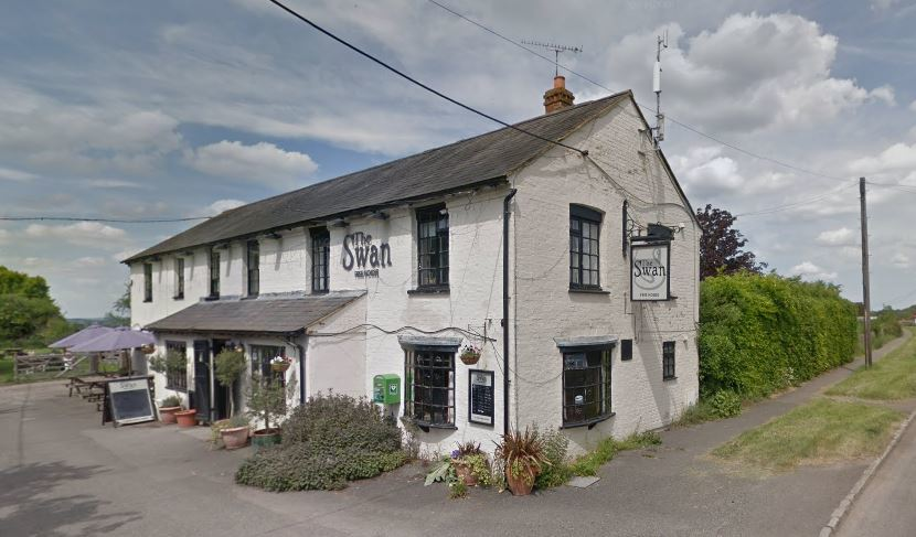 The Swan in Great and Little Kimble