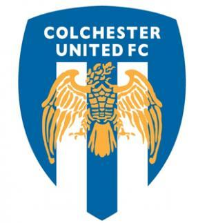 Surrey Comet: Football Team Logo for Colchester United