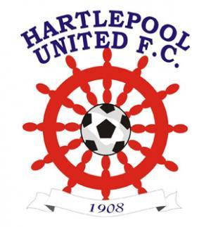 Surrey Comet: Football Team Logo for Hartlepool United