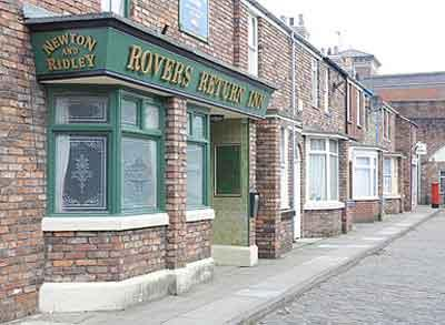 Surrey Comet: Coronation Street is moving to Trafford