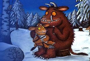 Surrey Comet: Don't miss the Gruffalo's Child at the 'Stute