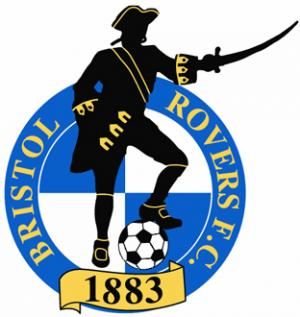 Surrey Comet: Football Team Logo for Bristol Rovers