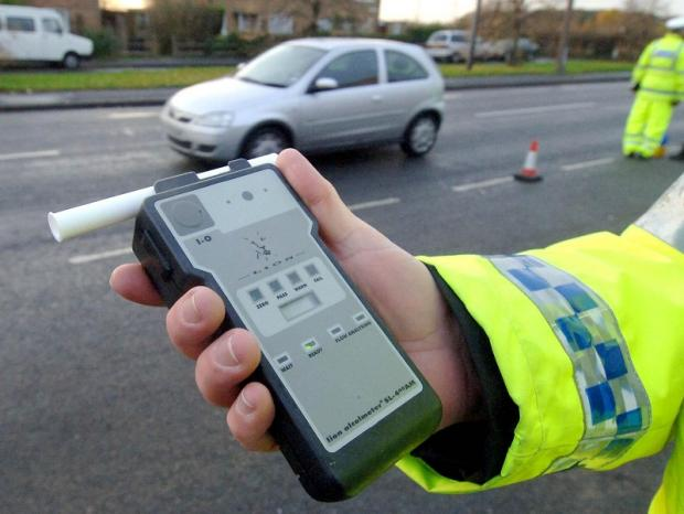 Number of young drink-drivers doubles this Christmas