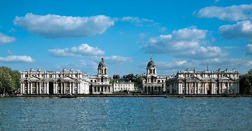 Surrey Comet: The Old Royal Naval College