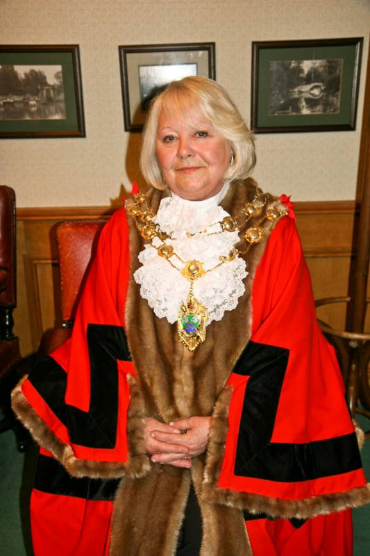 Former Mayor and Residents Association Councillor for Epsom and Ewell West, Jan Mason