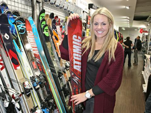 Councillors propose naming new Surbiton street after Twickenham ski star C