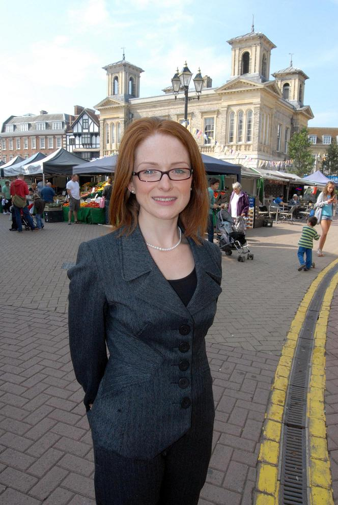 Kingstonfirst chief executive Ros Morgan says a yes vote will