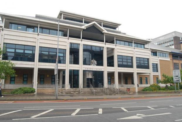 Thames Ditton man Harry Mackay appeared at Kingston Crown Court on Friday to enter a not guilty plea