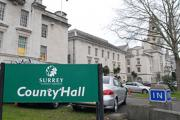 Surrey County Council are on track to save £330m by 2016