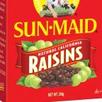 WIN! Sun-Maid California Raisins goodies