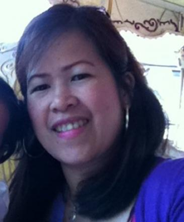 Charito Cruz was killed in September 2011