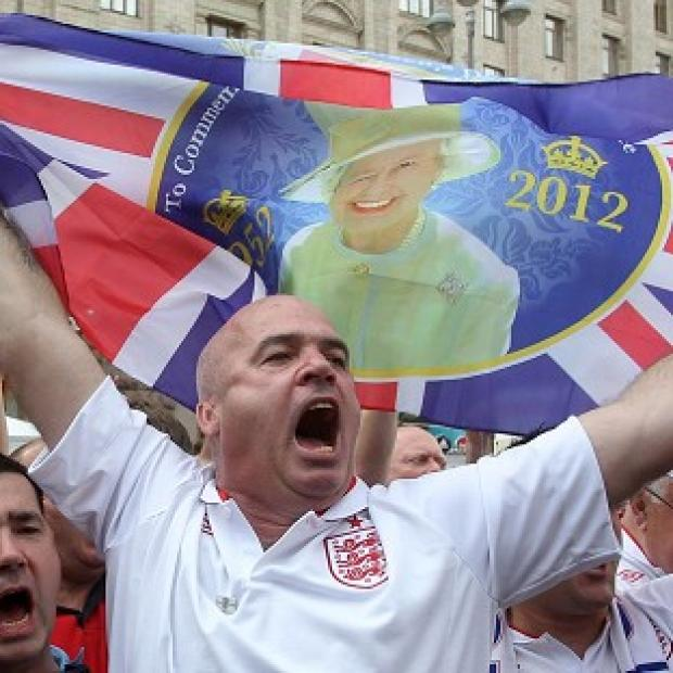 Surrey Comet: The Association of Chief Police Officers expect 6,000 England fans in the Olympic Stadium in Kiev for team's quarter final