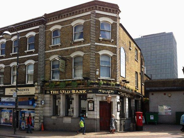 PUBSPY: Old Bank, Sutton