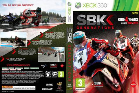 Review: SBK Generations - Xbox 360 version tested