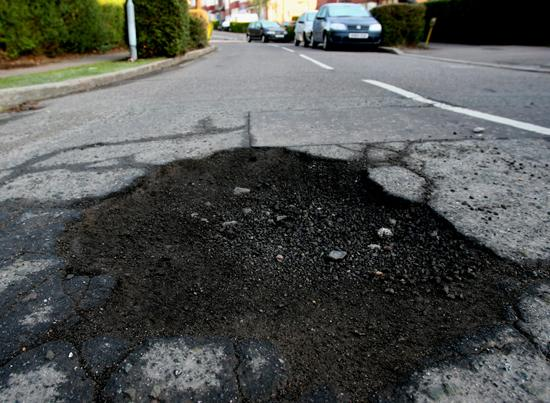 Savings bring repairs to 50 miles of Surrey roads