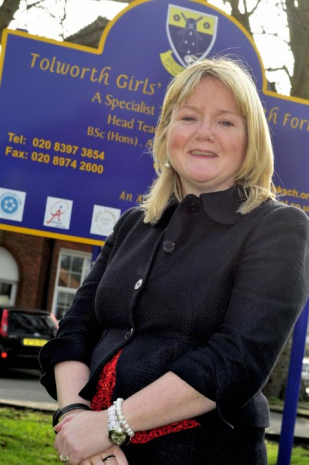 Tolworth Girls' School headteacher Siobhan Lowe said the fines would discourage long holidays