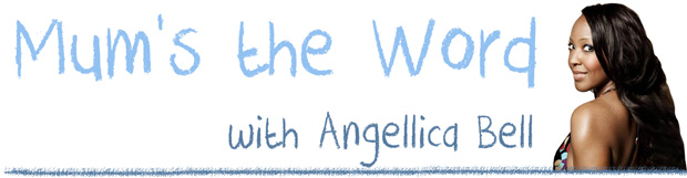 Mum's the Word with Angellica Bell