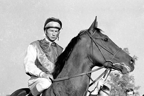 Surrey Comet: Lester Piggott and Nijinsky